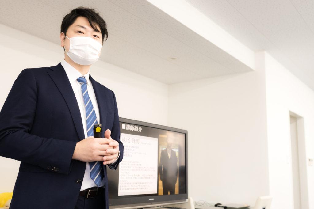たかみむすび株式会社代表取締役 畝尾 賢明